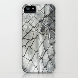 Relax and Breathe III iPhone Case