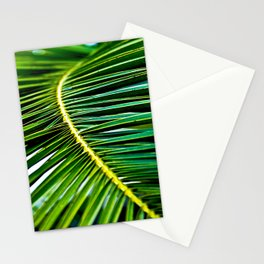 Green Palm Poetry Stationery Cards