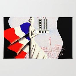 Paris Expo 1937 Art and Light Rug