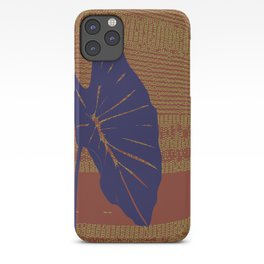 Lo'i Elements by Noho Designs  iPhone Case