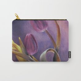 Tulips at Twilight Carry-All Pouch