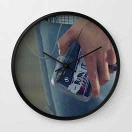 Bultourune Wall Clock