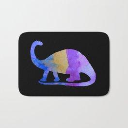 Brontosaurus Bath Mat