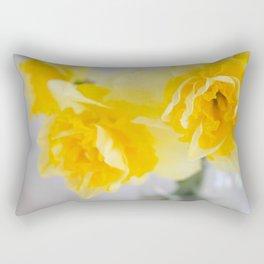 Spring Greeting Rectangular Pillow