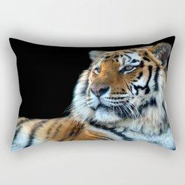 Sumatran Tiger - Panthera Tigris Sumatrae Rectangular Pillow