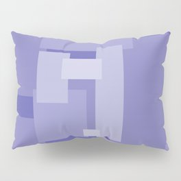 Matted Purple - Color Therapy Pillow Sham