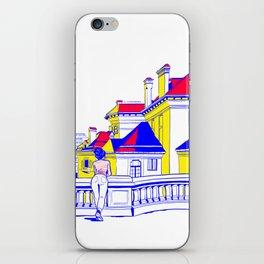 Romania iPhone Skin