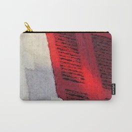 Basque Red in Sunlight Carry-All Pouch