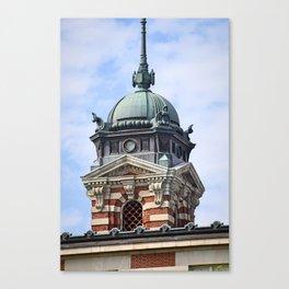 Fancy Turret Canvas Print