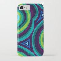 malachite iPhone & iPod Cases featuring Malachite by Alex Morgan