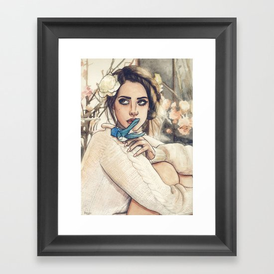 LDR III Framed Art Print