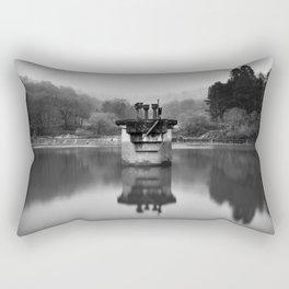 Blaen Bran, Cwmbran, South Wales, UK - 05 Rectangular Pillow