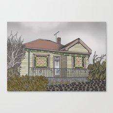 House 04 Canvas Print