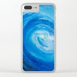 Pipeline No Way Out Clear iPhone Case