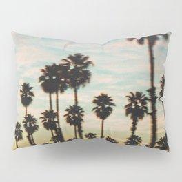 Palm Tree Sky Pillow Sham