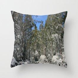 Mt. Baw Baw - Australia Throw Pillow