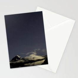 Inca trail camp 2 Stationery Cards