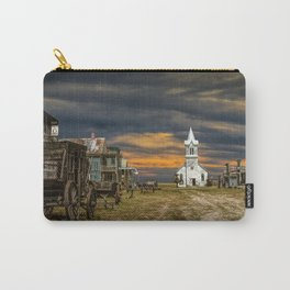 Western 1880 Town Carry-All Pouch