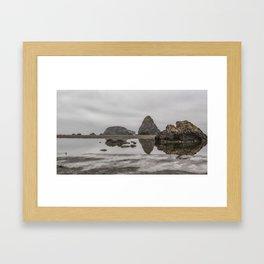 Whaleshead Beach Framed Art Print