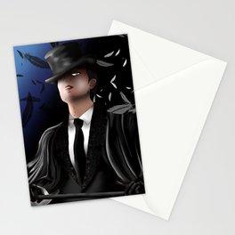 Kaz Brekker Stationery Cards