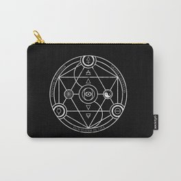 Protection Gratitude Happiness Carry-All Pouch