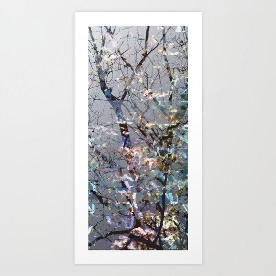 Winter Melody Art Print