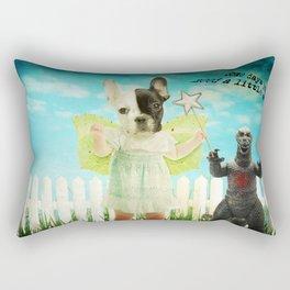 A Little Magic Rectangular Pillow