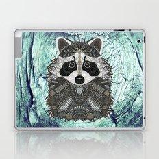 Ornate Raccoon Laptop & iPad Skin