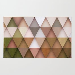 TRIANGULAR III Rug