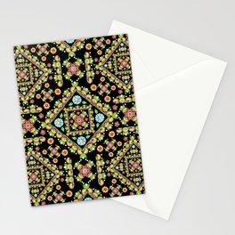 Cottage Garden Parterre Stationery Cards