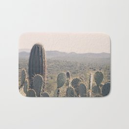 Arizona Cacti Bath Mat
