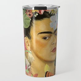 Frida Kahlo II Travel Mug