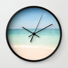 Seven Mile Beach Wall Clock
