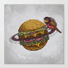 planet food Canvas Print