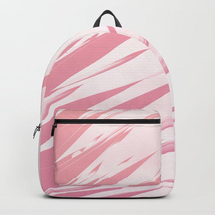 pastel fringe II Backpack