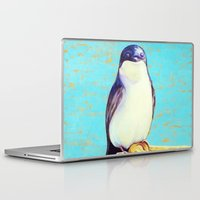 swallow Laptop & iPad Skins featuring Swallow by Pincay