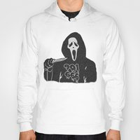 memphis Hoodies featuring Scream Memphis by negativecreep