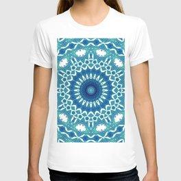 Sea Green Mandala T-shirt