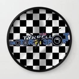 Tyrrell P34 Wall Clock