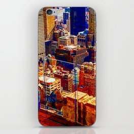 Tommy's Town iPhone Skin