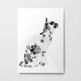 Cat 22 Metal Print
