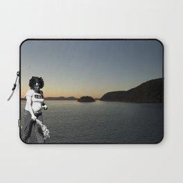 Watering the Ocean Laptop Sleeve