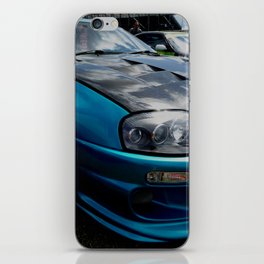 shiny supra iPhone Skin