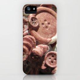 Unravel it iPhone Case