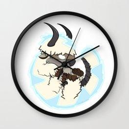 Avatar Appa Wall Clock