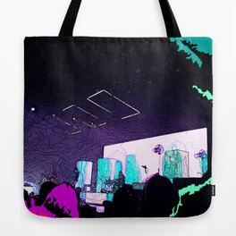 """Musically Inclined"" Tote Bag"