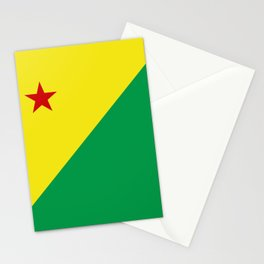 flag of Acre Stationery Cards