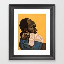 bonded Framed Art Print