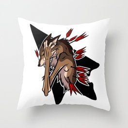 Arrowhead Throw Pillow