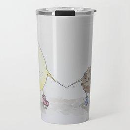 Rollerblading Travel Mug